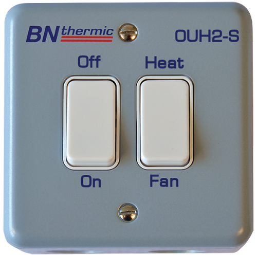 BN Thermic OUH2-S Remote Switch for OUH2 Unit Heaters